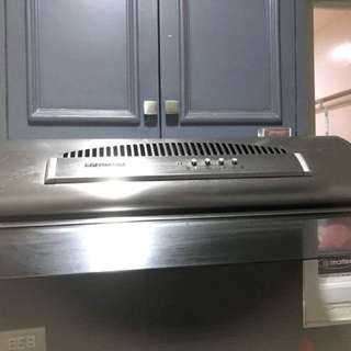 La Germania Rangehood
