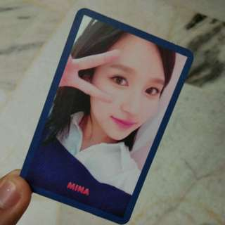 (WTT) Signal Mina blue for Signal Jeongyeon blue