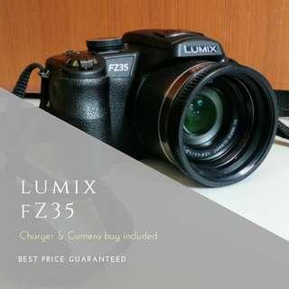 Lumix F35