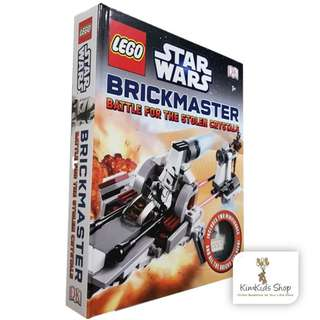 (Retail $45)LEGO® Star Wars Brickmaster Battle for the Stolen Crystals