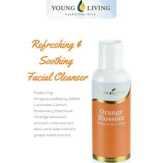 Young Living Orange Blossom Facial Wash