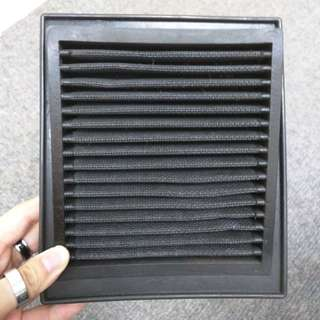 Honda Fit jazz city airwave K&N air filter