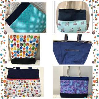 Customize bags