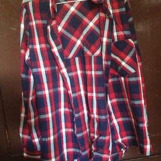 Preloved kemeja zara (zara shirt)