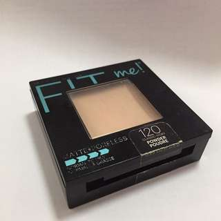 Maybelline Fit Me Matte and Poreless Pressed Powder