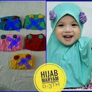 hijab anak