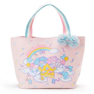 Japan Sanrio Little Twin Stars Handbag Bag (Star of the Sky)