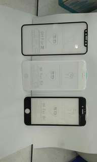 Curve 5D tempered glass iphone 6/6s/6+