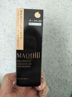 MAQUILL Liquid UV Foundation