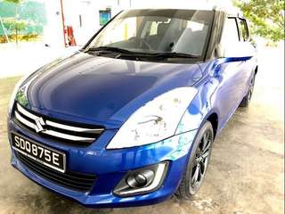 SUZUKI SWIFT 1.4 AT SPECIAL EDITION