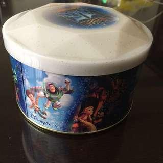 🚚 東京迪士尼海洋十五週年鐵盒
