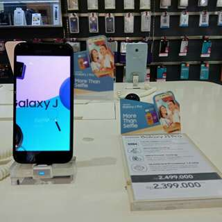 Samsung Galaxy J3 Pro Credit 3 Menit