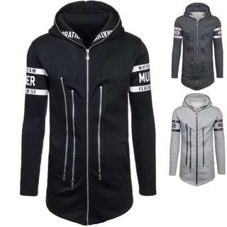 1362 New men's hoodie jacket
