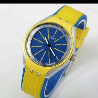 Jam tangan pria & cewe swatch
