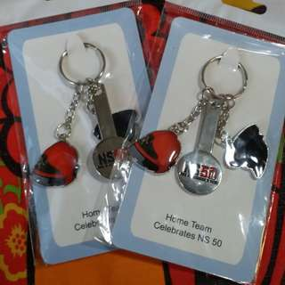 NS50 Keychains
