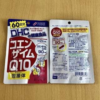 日本DHC 輔酶 Q10 補充食品 (60日份) 120粒
