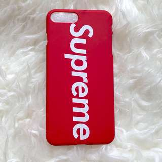 Supreme case iphone 7 plus