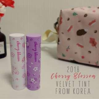 *BRAND NEW* 2018 Cherry Blossom Velvet Lip Tint