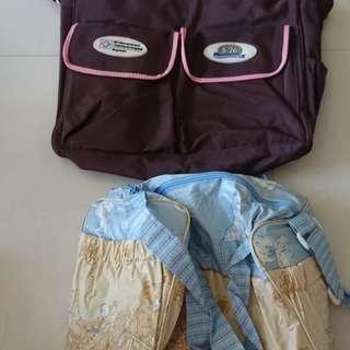 2 Used Baby Bag