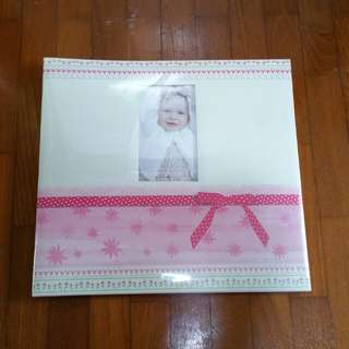 (new in wrap) Scrapbook Album (12×12inch)