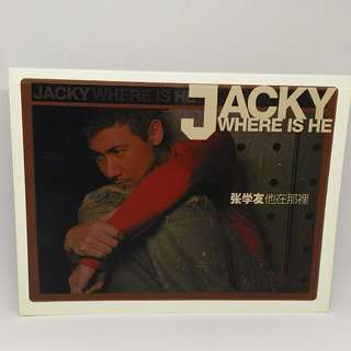 张学友 Jacky Cheung Note Book