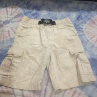 kid's short (3 to 5 y/o)