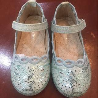 Pretty Blue shoes for your little girl