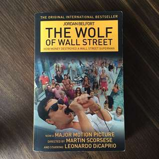 Jordan Belfort - The Wolf of Wall Street