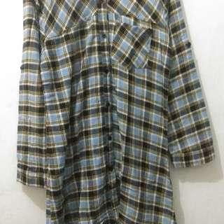 Flannel Panjang