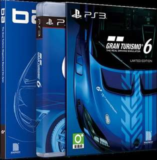 GT6 Limited Edition