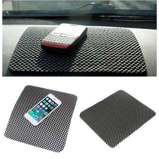 Anti slip car dashboard