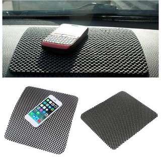 Anti slip car dashboard