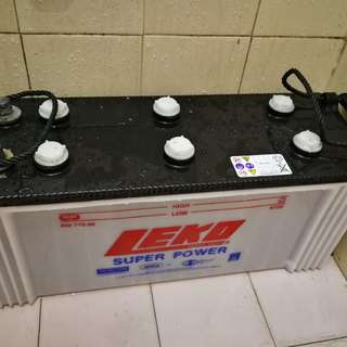 Baterry 12volts (N120)LEKON