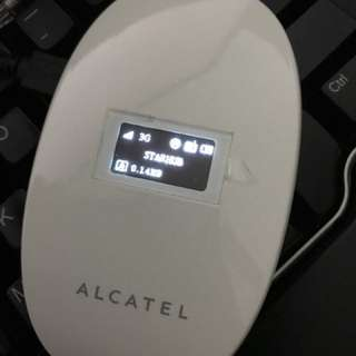 3G portable MiFi