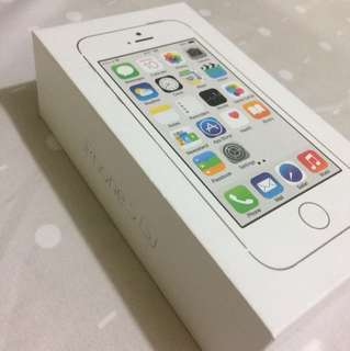 iPhone 5s (looking for buyer)