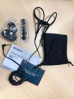 Sony Stereo Headphones MDR-AS400EX- original