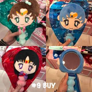 巜 日本美少女戰士Sailormoon Store限定 》 ✨美少女戰士化妝鏡✨