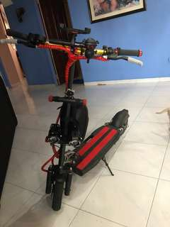 E-Scooter for sale!