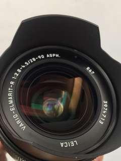 Leica R Vario Elmarit 28-90mm F2.8-4.5 ASPH