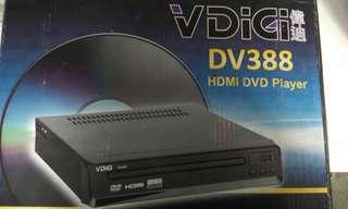 全新Dvd 有hdmi$150