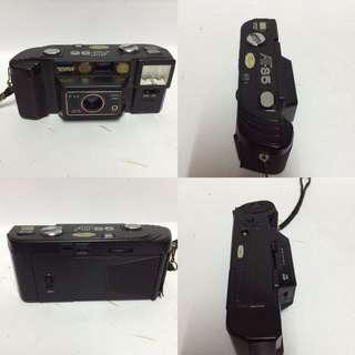Vintage camera  Toma AF35 F3:8 Made in Japan  Function