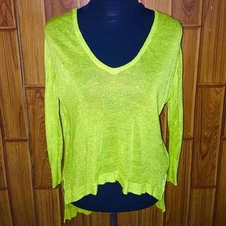 ZARA knitted pullover