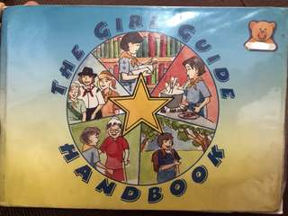 The Girl Guide Handbook 1996
