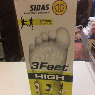 SIDAS 3Feet鞋墊