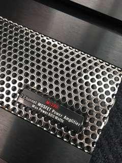 Mohawk M-280 2channel Amplifier