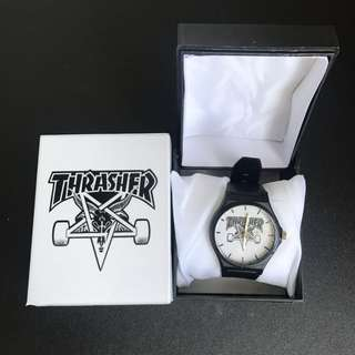 🔥THRASHER CUSTOM WATCH🔥