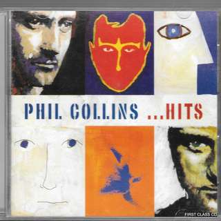 MY PRELOVED CD- PHIL COLLIN ..HITS  - /FREE DELIVERY (F7J))