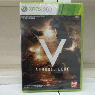 XBOX 360 Armored Core V