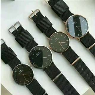 Daniel Wellington Sold