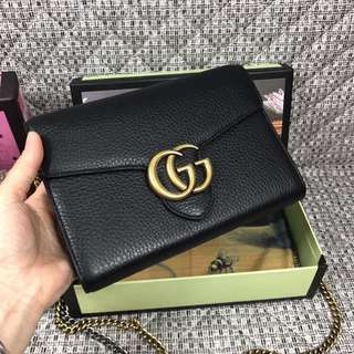 【Gucci Dionysus Leather Chain Bag】ready stock!